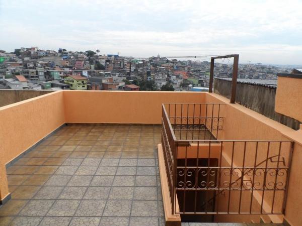 Santo André: Sobrado 3 Dormitórios com Edícula 176 m² em Santo André - Jardim Santa Cristina. 11