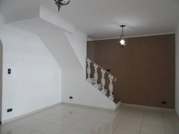 Santo André: Sobrado 3 Dormitórios com Edícula 176 m² em Santo André - Jardim Santa Cristina. 1