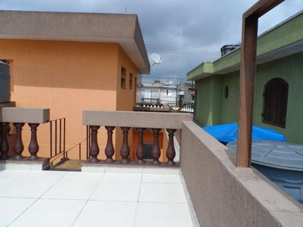 Santo André: Sobrado 3 Dormitórios com Edícula 176 m² em Santo André - Jardim Santa Cristina. 20