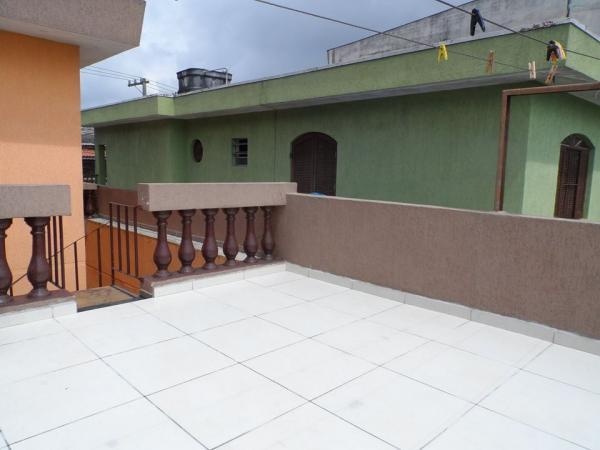 Santo André: Sobrado 3 Dormitórios com Edícula 176 m² em Santo André - Jardim Santa Cristina. 4