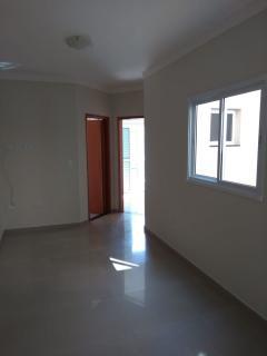 Apartamento Sem Condomínio 44 m² em Santo André - Jardim do Estádio.