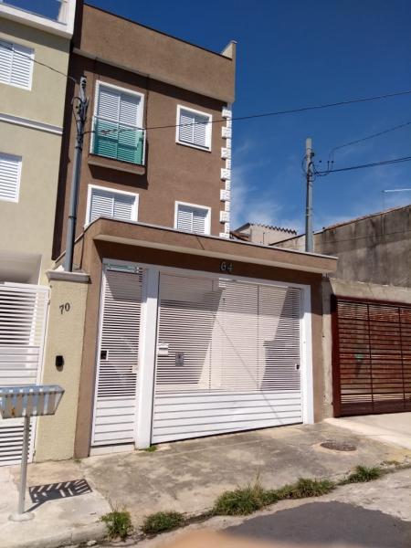 Santo André: Apartamento Sem Condomínio 44 m² em Santo André - Jardim do Estádio. 4