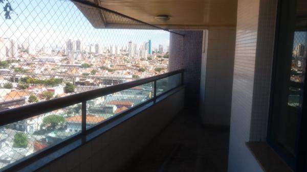 Santo André: Apartamento 3 Suítes 138 m² Parque da Vila Prudente - São Paulo. 6