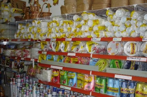 Santo André: Loja de Produtos Descartáveis e Artigos para Festas - São Caetano do Sul. 1
