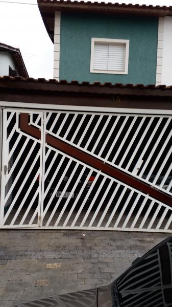 Santo André: Sobrado 3 Dormitórios 164 m² em Santo André - Jardim Stella. 11