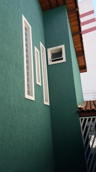 Santo André: Sobrado 3 Dormitórios 164 m² em Santo André - Jardim Stella. 12