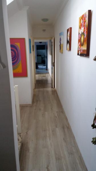 Santo André: Sobrado 3 Dormitórios 164 m² em Santo André - Jardim Stella. 6
