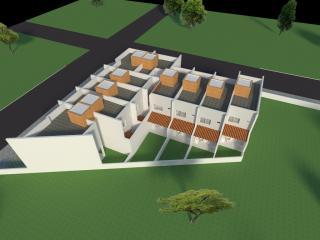 Joinville: Sobrado com 2 Dormitórios no Espinheiros 3