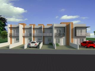 Joinville: Sobrado com 2 Dormitórios no Espinheiros 5