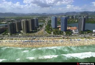 Rio de Janeiro: Lindo apto 2q na Praia da Barra da Tijuca 16