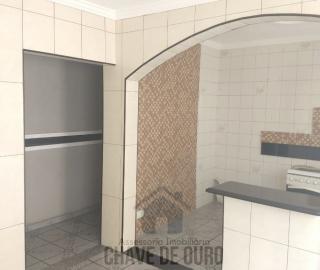 Diadema: Linda Casa 03 Dormitórios c/ garagem para LOCAÇÃO em Jd. das Laranjeiras - Sp 3