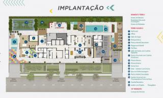Guarulhos: Apartamento 2 dormitórios 1 suíte 1 vaga de garagem - Liberdade 12