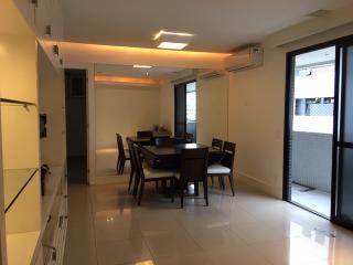 Rio de Janeiro: Alto luxo, varandas, 3 dorms, suite, coz. plenej, dep. comp., 2 vagas 4