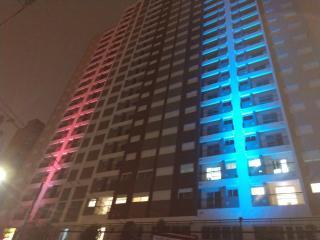 Guarulhos: Apartamento de 1 dormitório com vaga de moto - Liberdade 1