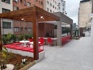 Guarulhos: Apartamento de 1 dormitório com vaga de moto - Liberdade 6