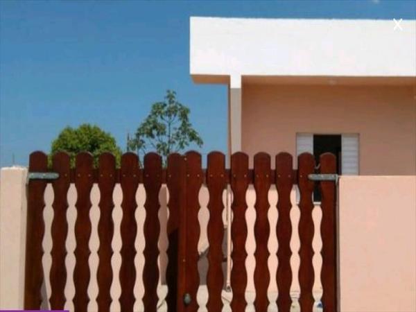 Itanhaém: Casa nova em Itanhaém, LADO PRAIA, Minha Casa Minha Vida,use o seu FGTS e saia do aluguel !!! 1
