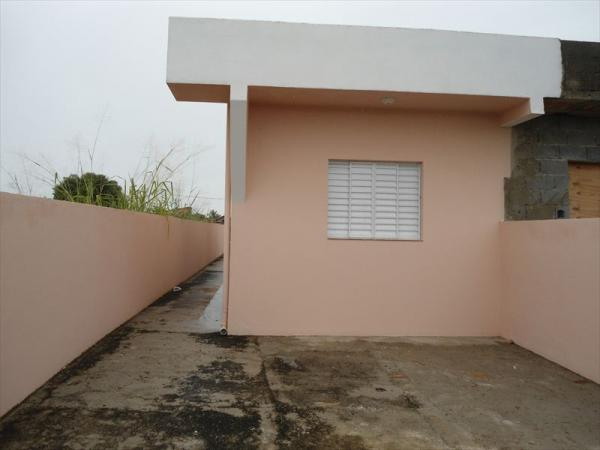 Itanhaém: Casa nova em Itanhaém, LADO PRAIA, Minha Casa Minha Vida,use o seu FGTS e saia do aluguel !!! 2