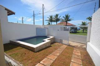 Itanhaém: Casa com piscina em Itanhaém de frente para o mar !!! 10