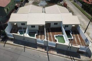 Itanhaém: Casa com piscina em Itanhaém de frente para o mar !!! 2