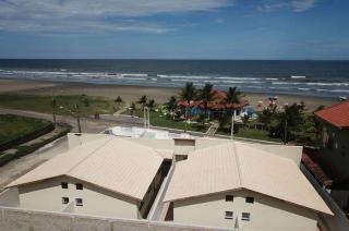 Itanhaém: Casa com piscina em Itanhaém de frente para o mar !!! 5