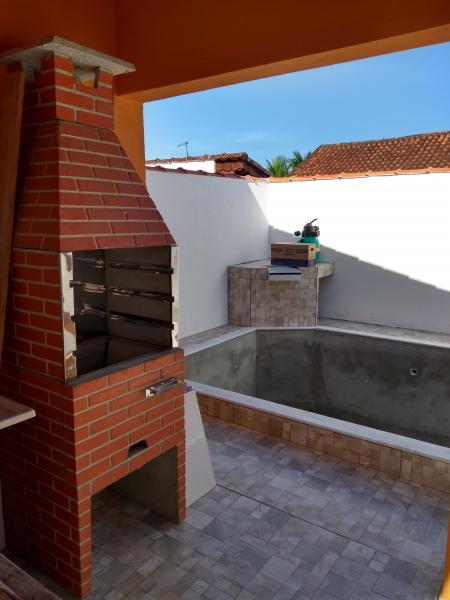 Itanhaém: Casa com piscina e churrasqueira em Itanhaém, LADO PRAIA, não perca essa oportunidade !!! 16
