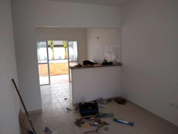 Itanhaém: Casa com piscina e churrasqueira, LOTE INTEIRO, financiamento direto com o construtor 10