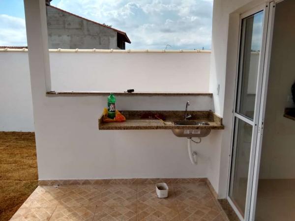 Itanhaém: Casa com piscina e churrasqueira, LOTE INTEIRO, financiamento direto com o construtor 14