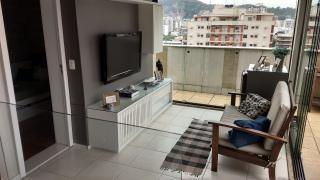 Rio de Janeiro: SHOPPING TIJUCA, REFORMADÍSSIMA COB. 3 DORMS, VAGA. 1