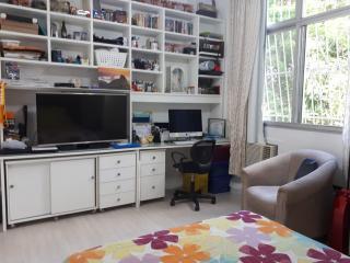 Rio de Janeiro: Alto padrão, Vista Lagoa, 184 m², 4 dorms, 2 vagas. 9