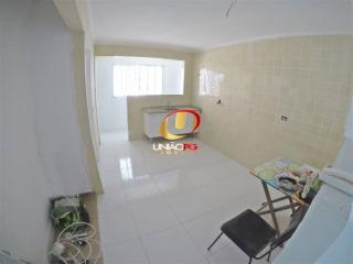 Praia Grande: TOP- Vista Mar, Apartamento 2 Dormitorios, Elevador, Portaria- 180 mil - Financia 6