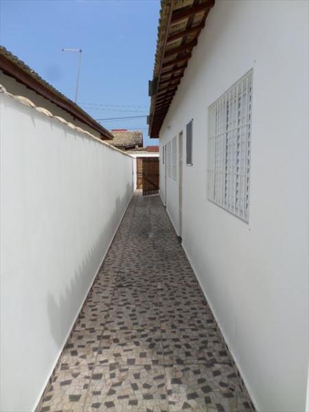 Itanhaém: Casa usada em Itanhaém, LADO PRAIA, pronta para morar !!! 3