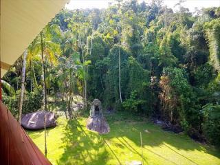 Itanhaém: Lindo sitio em Mongaguá, com amplo espaço, muito verde, ar puro e água boa !!! 8