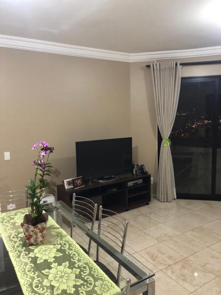 Santo André: Apartamento 3 Dormitórios 85 m² na Vila Assunção - Santo André. 2