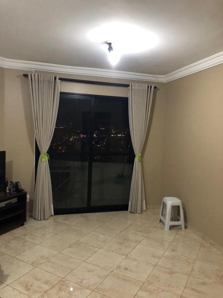 Santo André: Apartamento 3 Dormitórios 85 m² na Vila Assunção - Santo André. 3