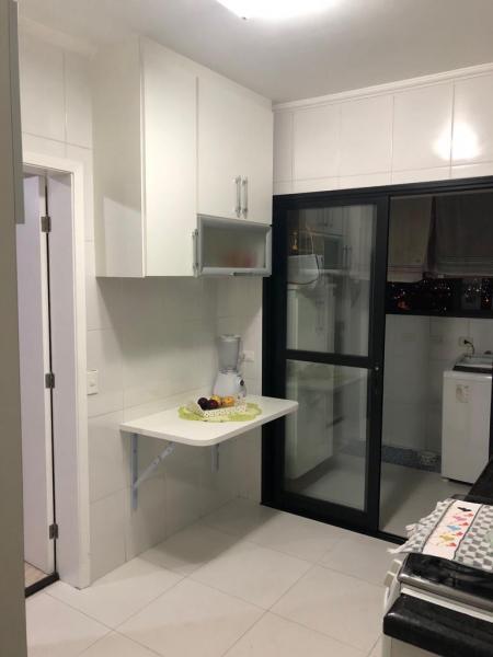 Santo André: Apartamento 3 Dormitórios 85 m² na Vila Assunção - Santo André. 7