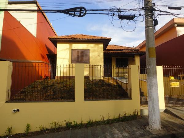 Santo André: Casa Comercial com Edícula 191 m² no Centro de São Bernardo do Campo. 1