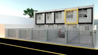 Joinville: Sobrado no Vila Nova 1