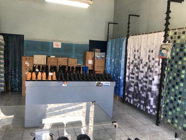 Santo André: Loja de Calçados e Botas de Segurança no Centro de Santo André. 1