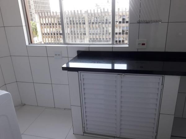 Santo André: Apartamento Reformado 2 Dormitórios 85 m² no Centro de Santo André. 13
