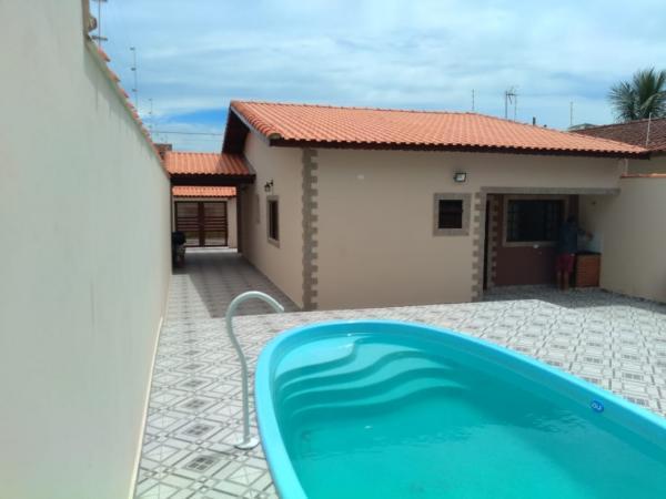 Itanhaém: Linda casa em Itanhaém, em lote inteiro, com piscina, churrasqueira e fogão a lenha !!! 14