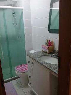 Vitória: Apartamento para venda em Jardim Camburi ES, 3 quartos, suíte, 78m2, Sol da manhã, frente, varanda, armários embutidos, 1 vaga de garagem, salão de festas 13