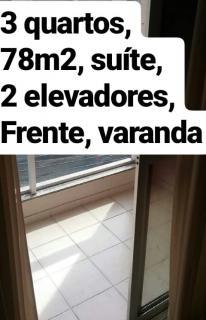 Vitória: Apartamento para venda em Jardim Camburi ES, 3 quartos, suíte, 78m2, Sol da manhã, frente, varanda, armários embutidos, 1 vaga de garagem, salão de festas 2