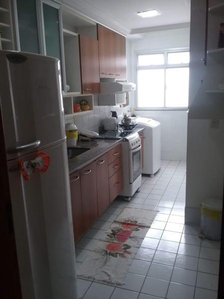 Vitória: Apartamento para venda em Jardim Camburi ES, 3 quartos, suíte, 78m2, Sol da manhã, frente, armários embutidos, 1 vaga de garagem 3