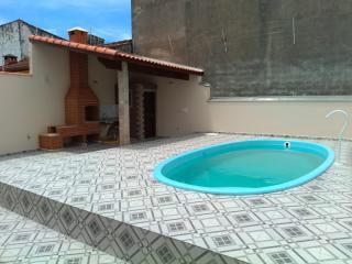 Itanhaém: Linda casa em Itanhaém, em lote inteiro, com piscina, churrasqueira e fogão a lenha !!! 15