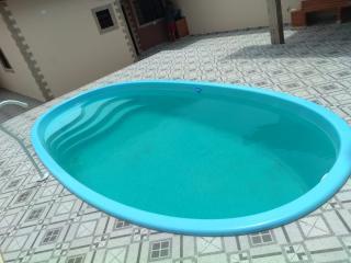 Itanhaém: Linda casa em Itanhaém, em lote inteiro, com piscina, churrasqueira e fogão a lenha !!! 19