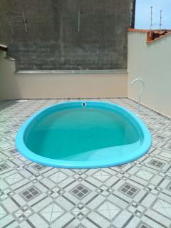 Itanhaém: Linda casa em Itanhaém, em lote inteiro, com piscina, churrasqueira e fogão a lenha !!! 23