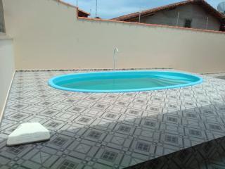 Itanhaém: Linda casa em Itanhaém, em lote inteiro, com piscina, churrasqueira e fogão a lenha !!! 26