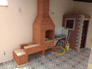 Itanhaém: Linda casa em Itanhaém, em lote inteiro, com piscina, churrasqueira e fogão a lenha !!! 4