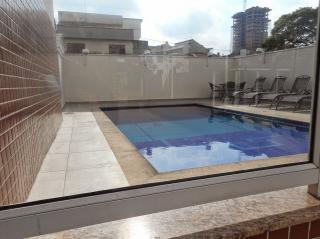 Santo André: Excelente Apartamento 3 Suítes 127 m² na Vila Bastos - Santo André. Condomínio Delacroix.  3