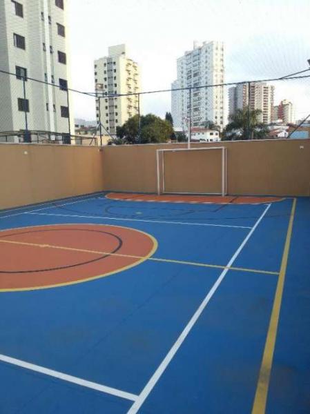Santo André: Excelente Apartamento 3 Suítes 127 m² na Vila Bastos - Santo André. Condomínio Delacroix.  5